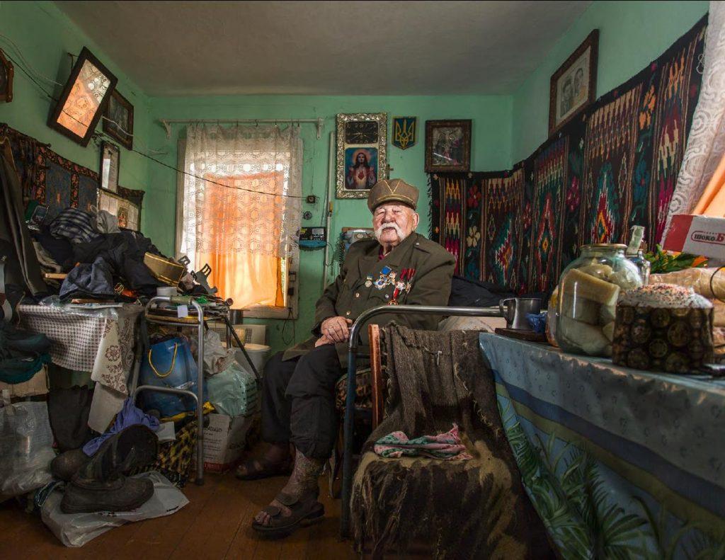 Dmytro Verholjak, Markova, Ukraine