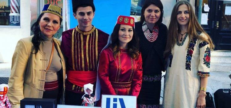 Ukraine was represented at 92nd Y Street Festival
