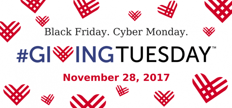 #GivingTuesday 2017: The Global Giving Movement