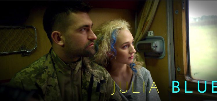 Introducing upcoming feature film, Julia Blue by writer/director Roxy Toporowych