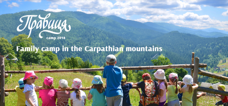 Join a Family Camp in the Carpathians Mountains