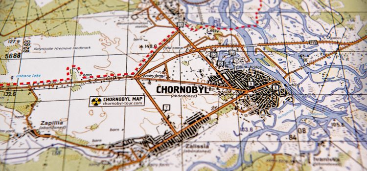 Today Ukraine marks the 32nd anniversary of the nuclear disaster at Chornobyl