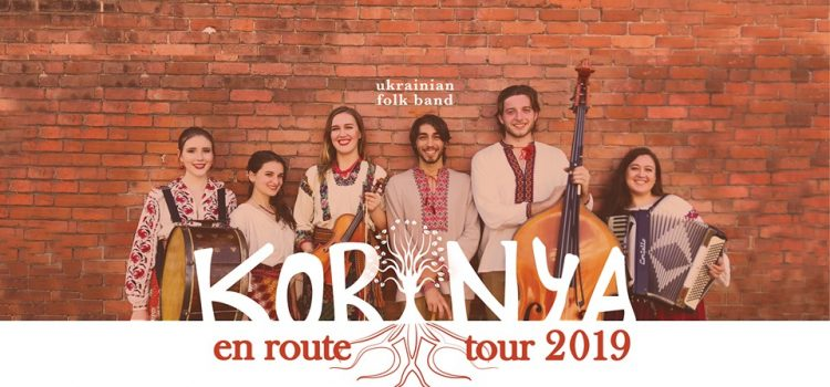 Korinya: Ukrainian Folk Band going on its first North American tour