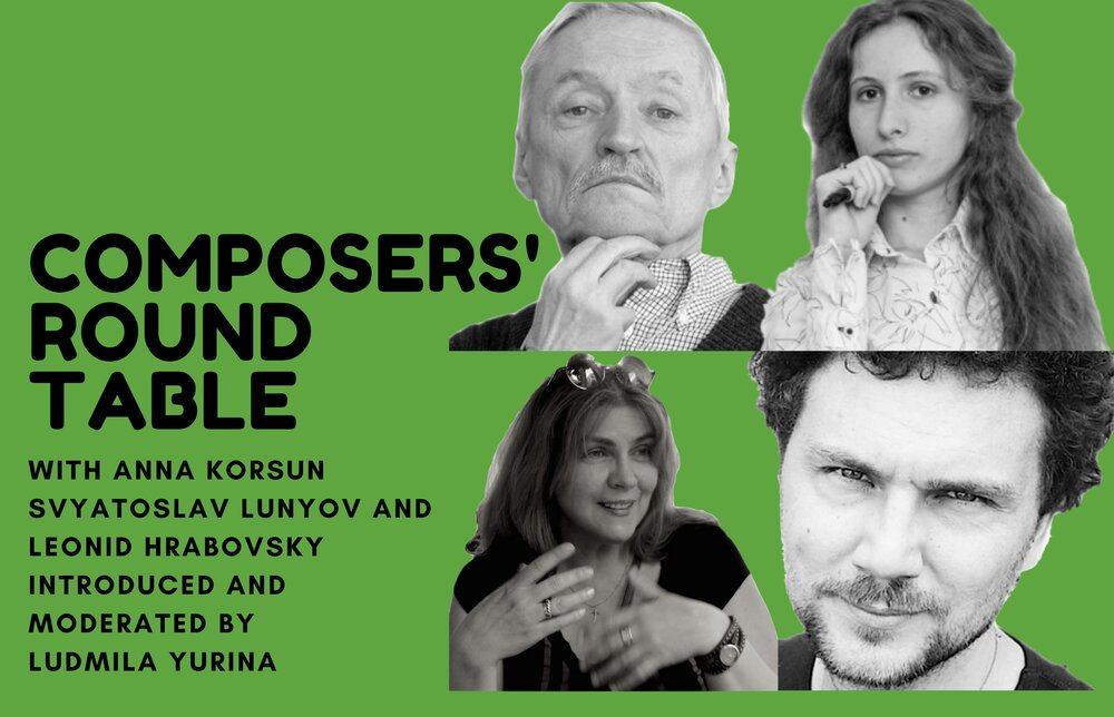 Composers round table