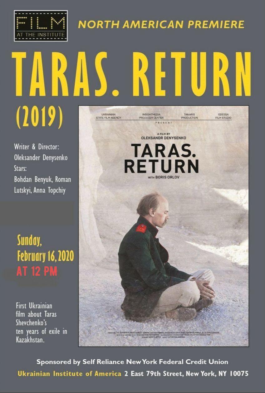 taras. return