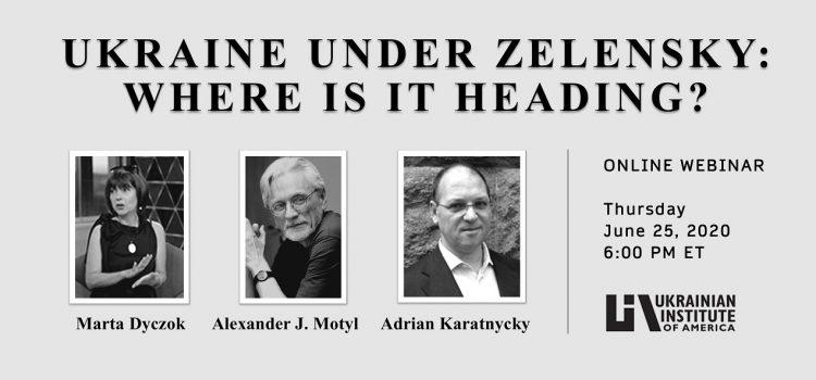 Ukraine Under Zelensky: Where is it Heading? [VIDEO]