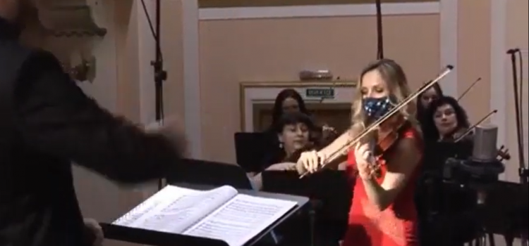 Final concert from the Pizzicato & Cantabile Festival in Lviv, Ukraine [VIDEO]