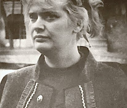 Today, November 28, 2020 marks the 50th anniversary of the brutal murder of Ukrainian artist, human rights activist, mother, and wife, Alla Horska